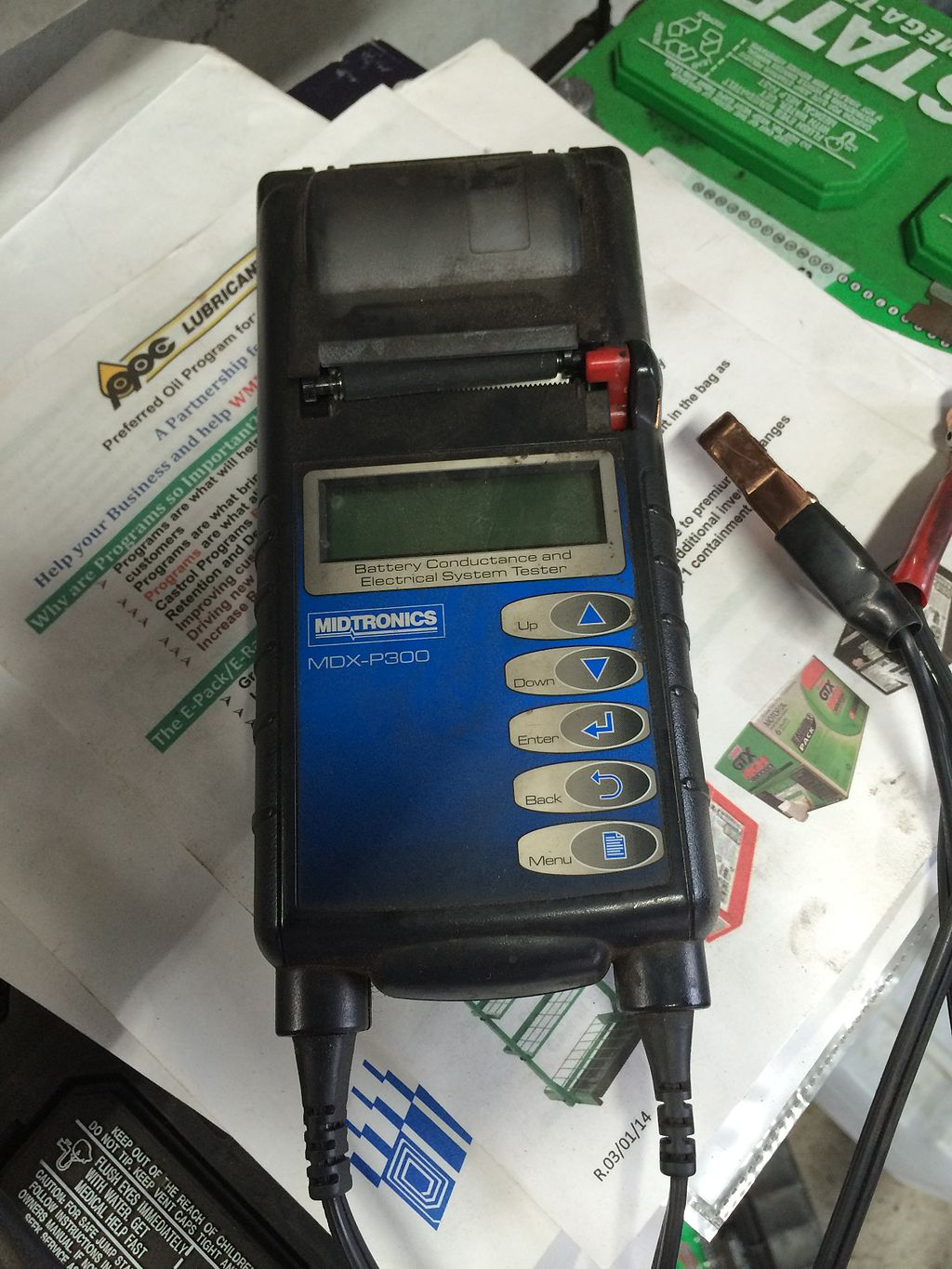 best battery testers review