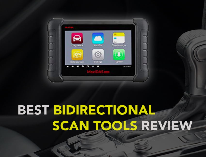 10 Best Bidirectional Scan Tools Review [Updated Sep  2019