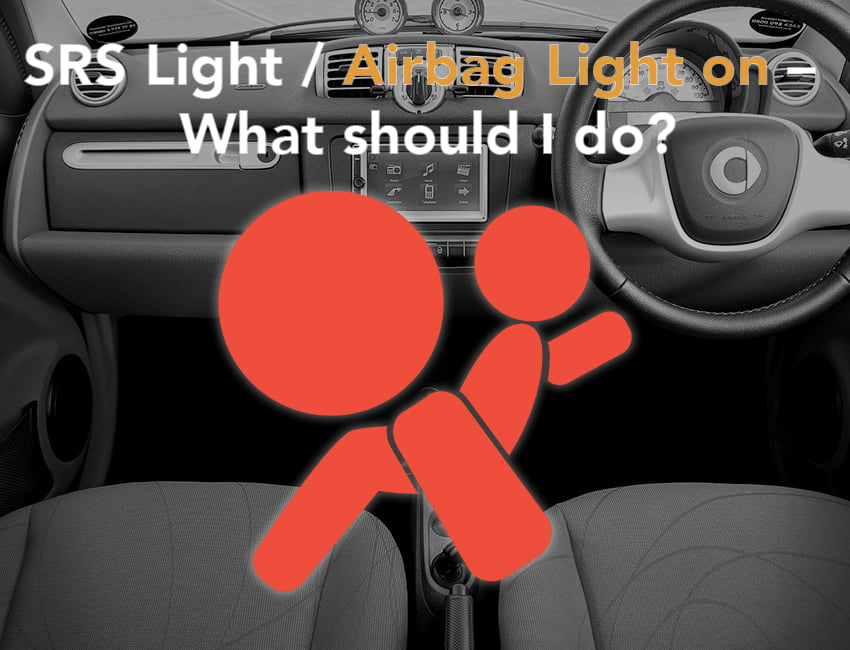 airbag light on