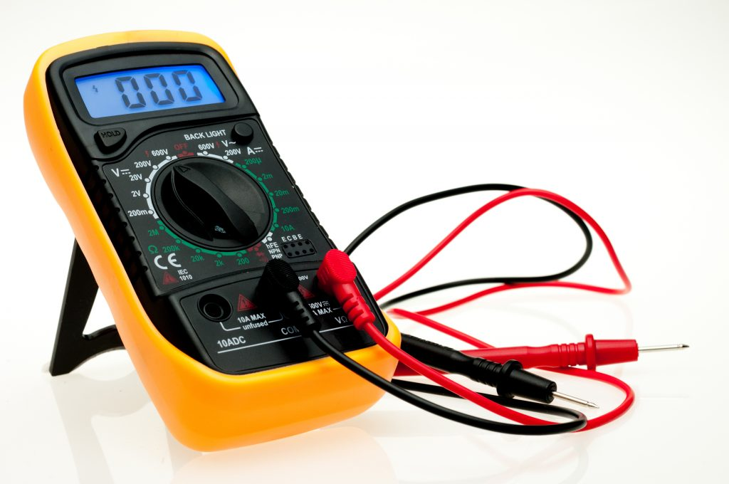 To diagnose the P0442 code, digital multimeter is one of the tools you need.