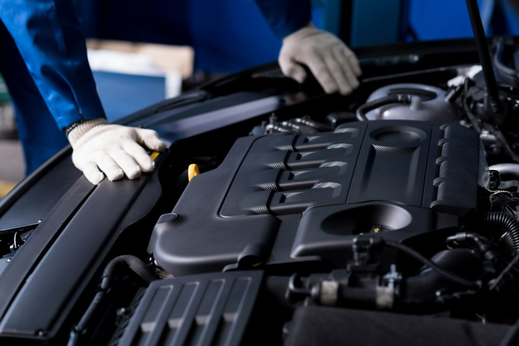 The car engine takes over work like the brain of human. If the engine has mistake, the car will inactive