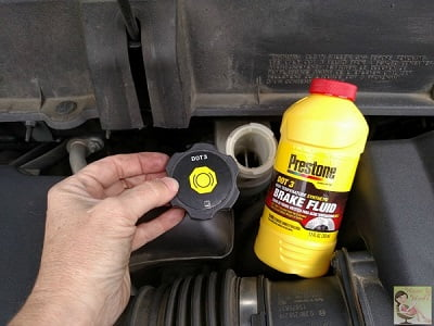 DOT 3, DOT 4, and DOT 5 are three of the most common brake fluid products