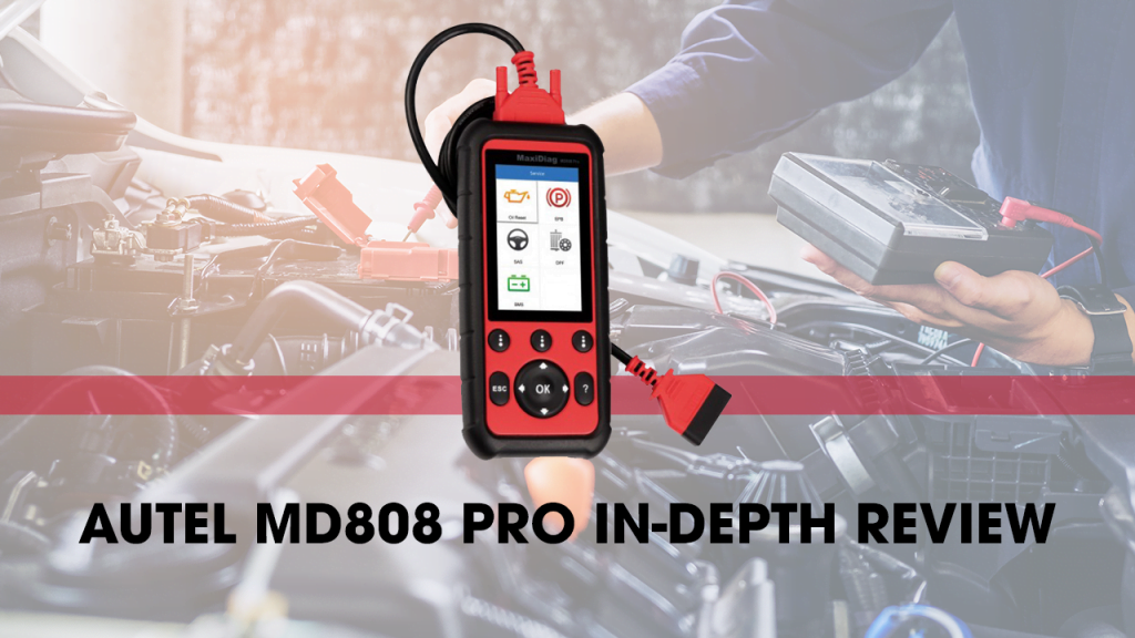 autel md808 pro can help you save money with its advanced features.