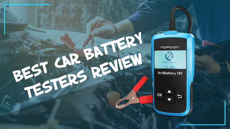 In this article, you'll get a full review of the best car battery testers