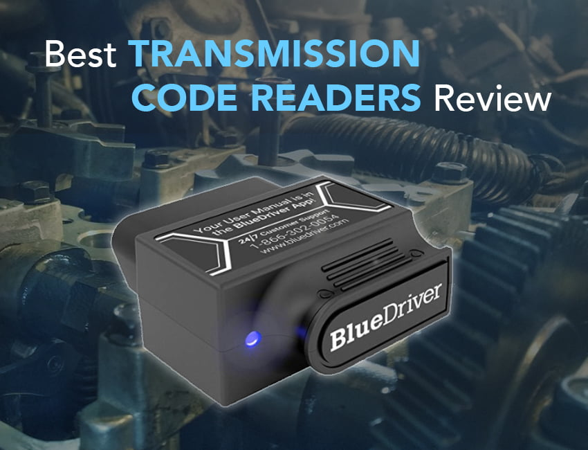 In this article, you'll find out the best transmission code reader