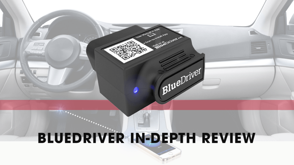 Bluedriver Scan Tool is  a great choice for both ordinary car owners to turn off the check engine light and DIYers