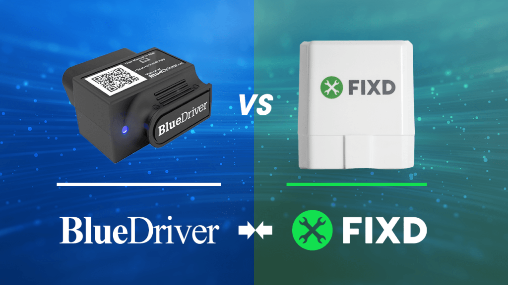 BlueDriver vs Fix