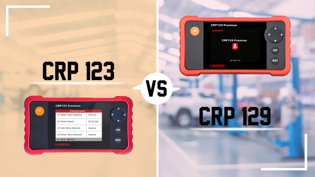 In this article, you'll get the complete comparison between the Launch CRP123 and the CRP129
