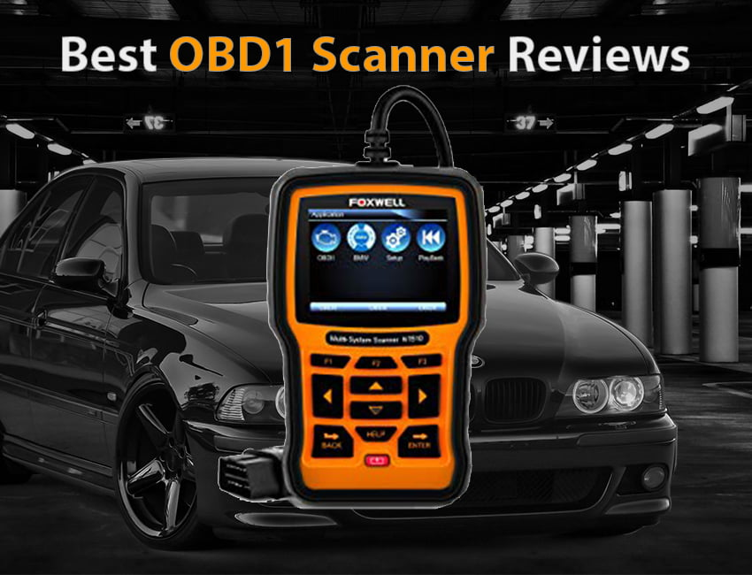 Read on to find out the best OBD1 scanner