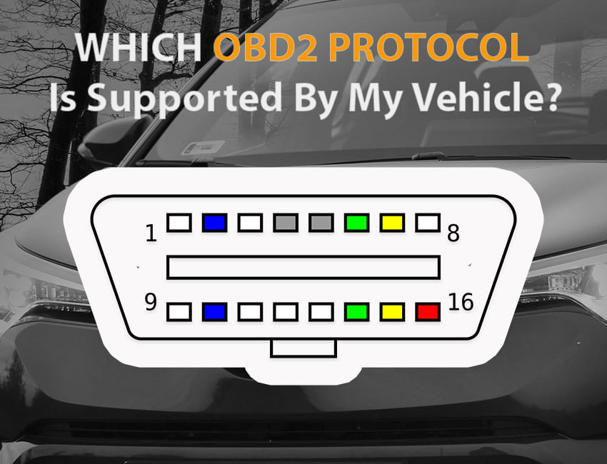 Which OBD2 protocol is supported by my vehicle