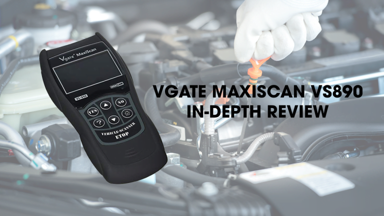 VGate Maxiscan VS890 is great for the average DIY'er who likes to diagnose problems and maybe even fix problems themselves.