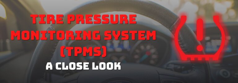 Here's where you can find out all about the tire pressure monitoring system (TPMS)