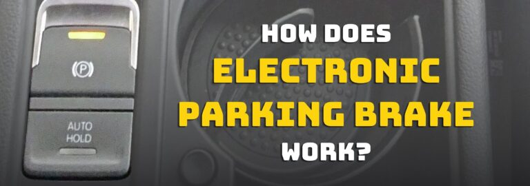 Here's where you can find out all about the electronic parking brake (EPB)