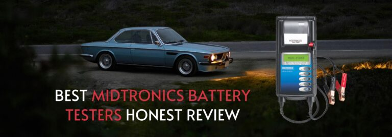 Here's where you can find the best Midtronics battery testers