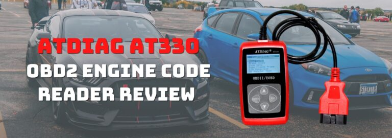 Here's where you can get an in-depth review of the ATDIAG AT330