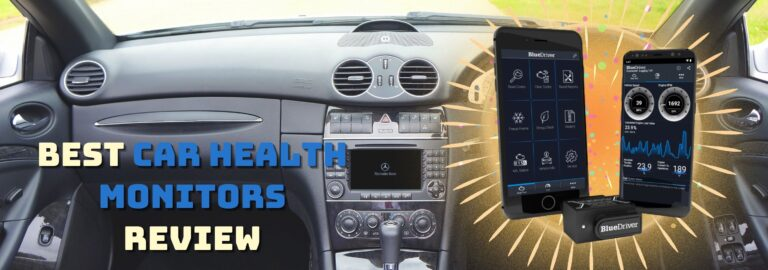 Here's where you can find the best car health monitors