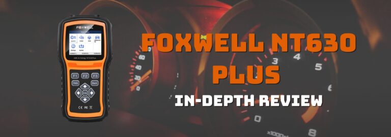 Here's where you can get an in-depth review of the Foxwell NT630 Plus