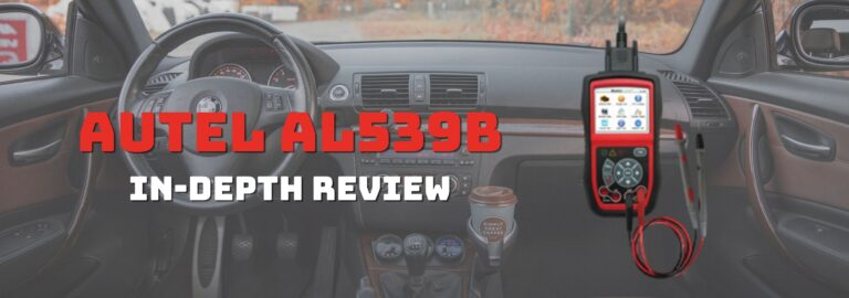 Here's where you can get an in-depth review of the Autel AL539B