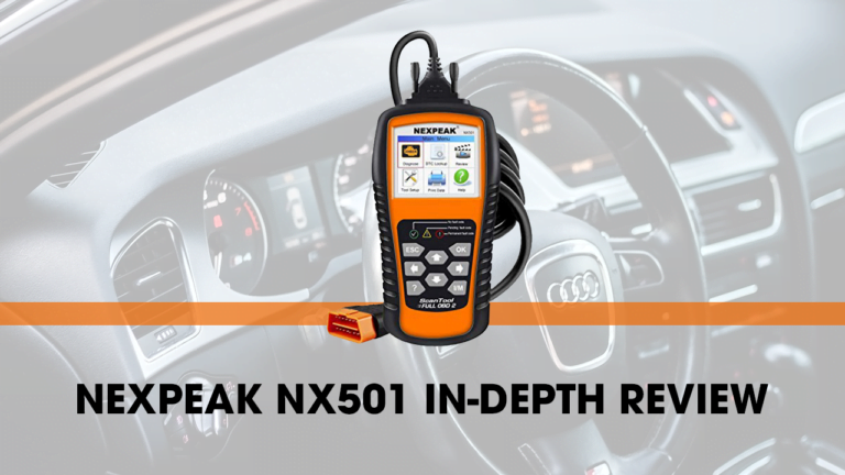 Here's where you can get an in-depth review of the NEXPEAK NX501
