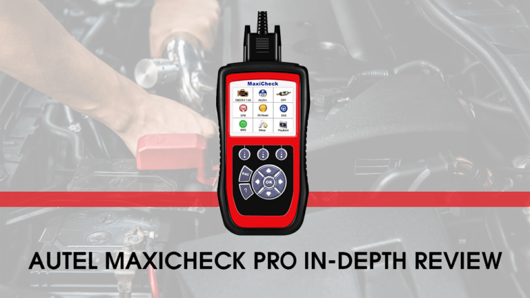 Here's where you can get an in-depth review of the Autel Maxicheck pro