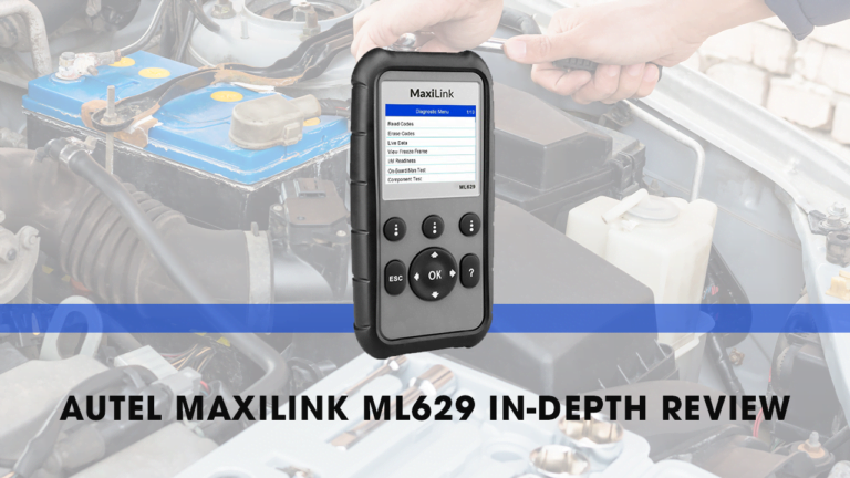 Here's where you can get an in-depth review of the Autel MaxiLink ML629