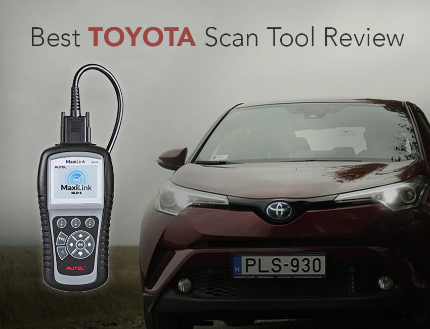 Here's where you can find the best Lexus/Toyota scan tools