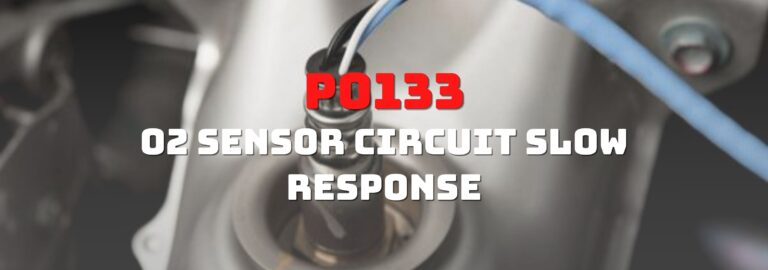 Here's where you can get a thorough understanding of the P0133 OBD2 code