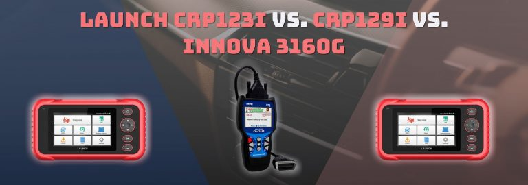 In this article, we'll compare the Launch CRP123i, CRP129i, and the Innova 3160g