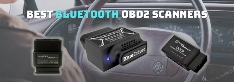 Here's where you can find the best bluetooth OBD2 scanners