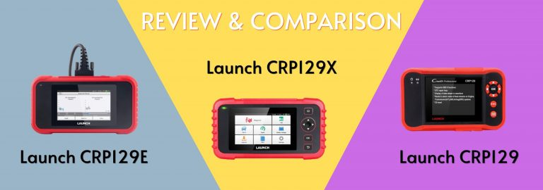 If your looking for an in-depth comparison between the Launch CRP129E vs. the CRP129X vs. the CRP129, then this is the right place
