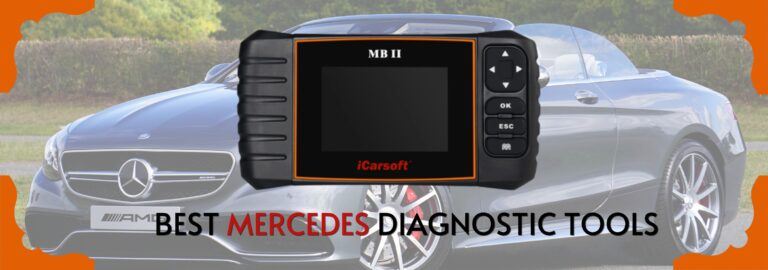 This article will show you the best scanners for Mercedes