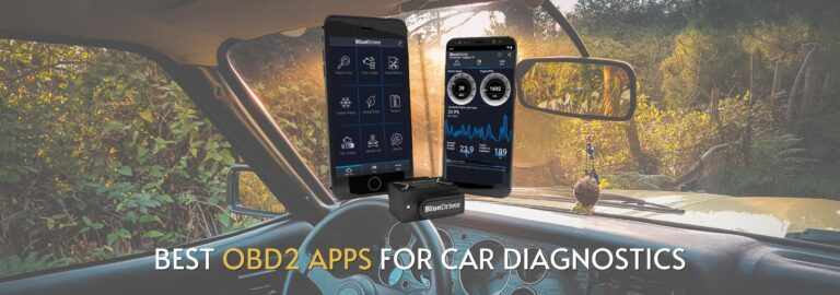 Here's where you can find the best OBD2 apps