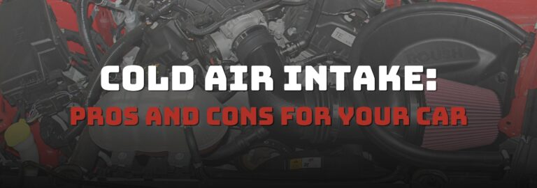 This is the right place if you're wondering about installing the cold air intake to enhance engine performance
