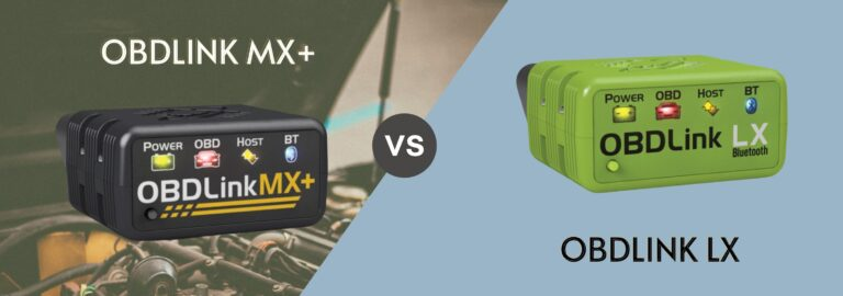 You'll get the complete comparison between the OBDLink MX+ and the OBDLink LX in this article
