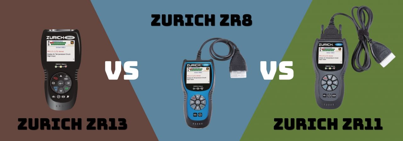 In this article, we'll go into detail about the difference between the Zurich ZR13, the ZR8, and the ZR11