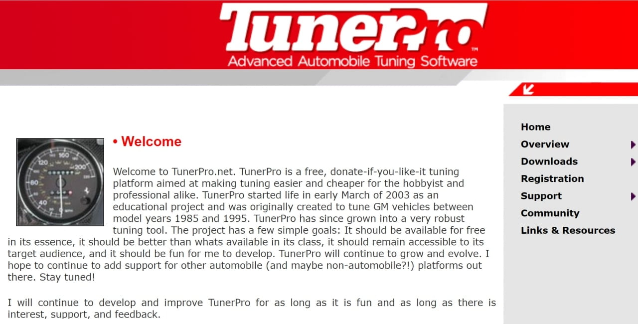 Want a free GM tuning software? The Turner Pro is a good choice