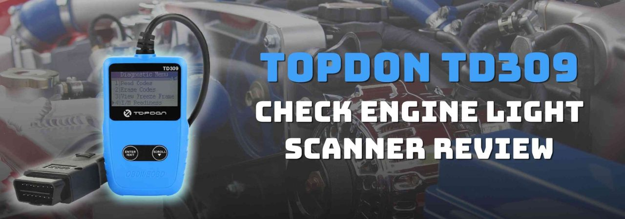 This review of the Topdon TD309 helps you decide whether this OBD2 scanner is suitable for your needs
