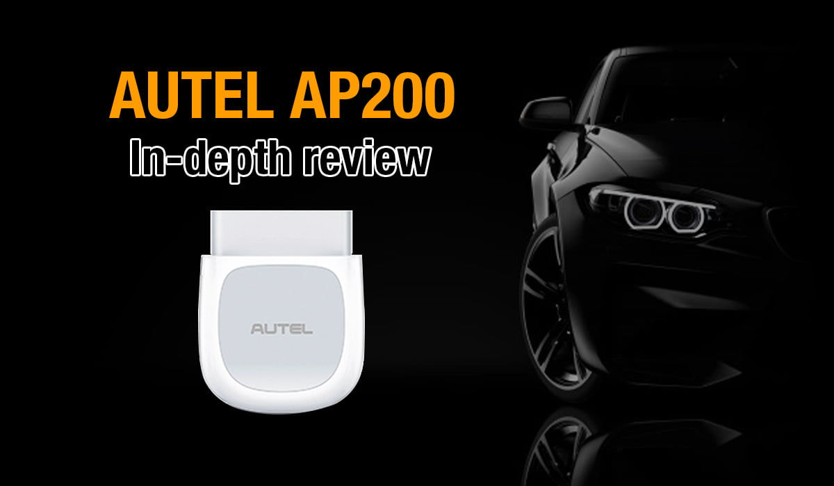 Here's where you can get an in-depth review of the Autel AP200