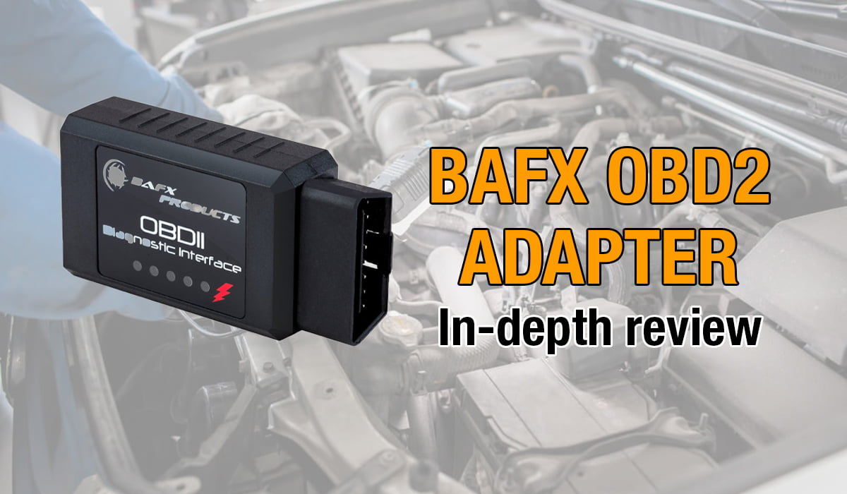 This article lets you have a great understanding of the BAFX scan tool