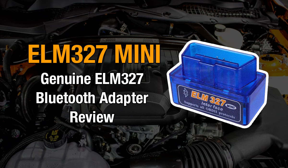 The ELM327 Mini Bluetooth adapter is meant to save your money by keeping your car in good shape