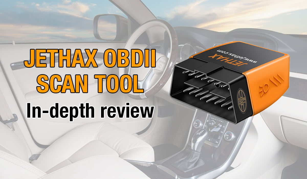 Here's where you can get an in-depth review of the JETHAX scan tool