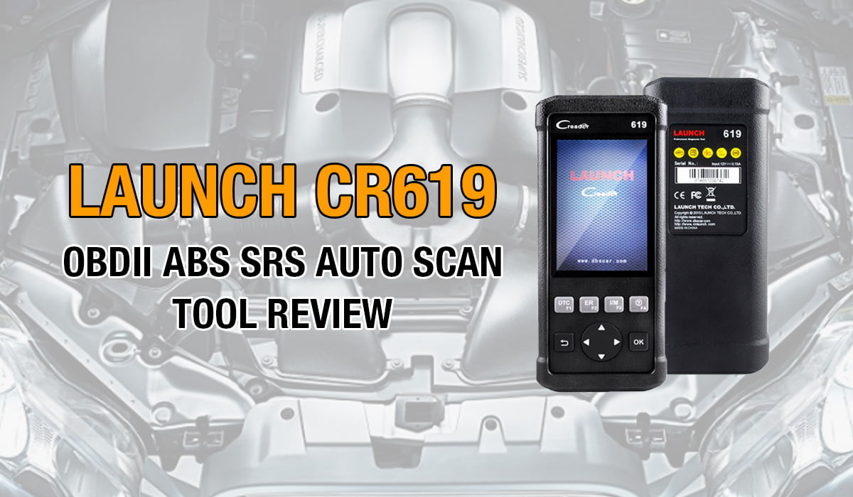 This review of the Launch CR619 helps you decide whether this OBD2 scanner is suitable for your needs