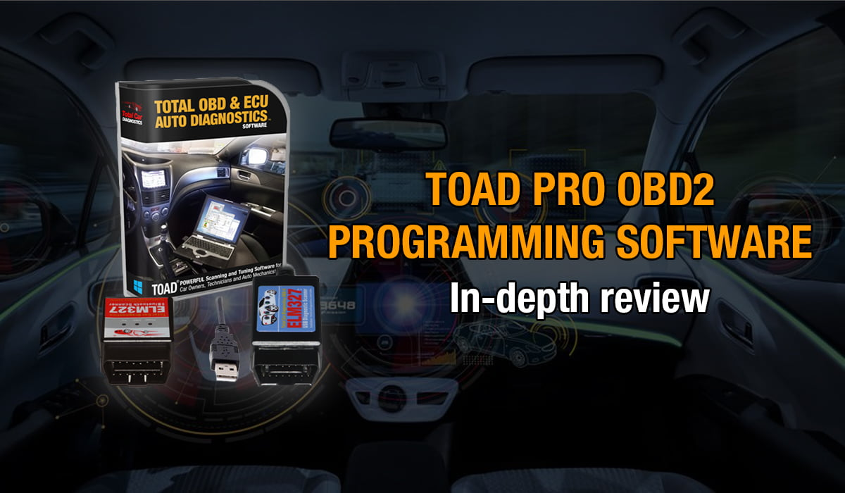 Here's where you can get an in-depth review of the TOAD Pro software