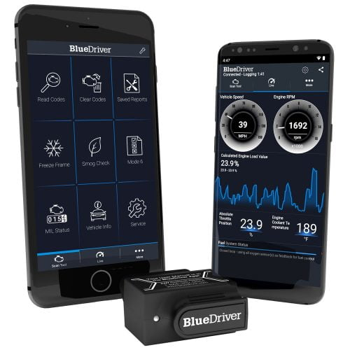 Bluedriver is one of the best Professional Automotive Diagnostic Scanners