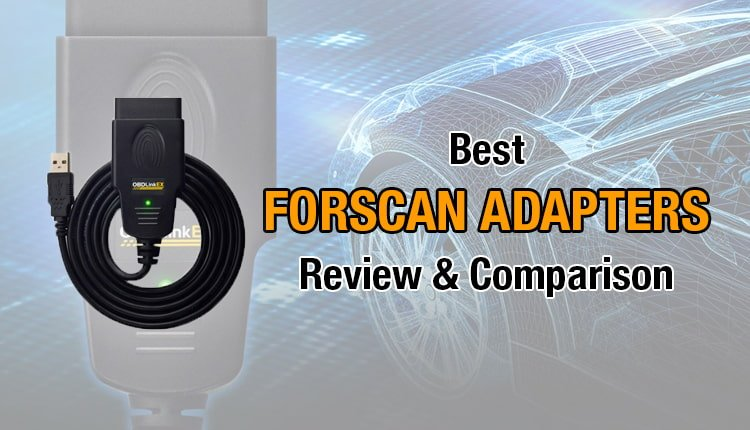 Here's where you can find the best Forscan adapters